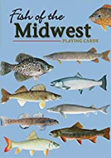 Fish of the Midwest Playing Cards