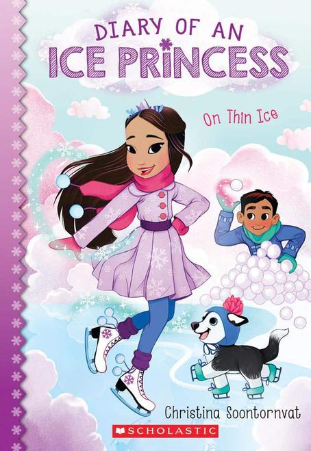 Diary of an Ice Princess #3: On Thin Ice