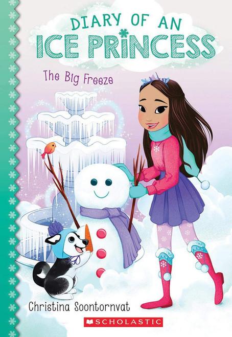 Diary of an Ice Princess #4: The Big Freeze