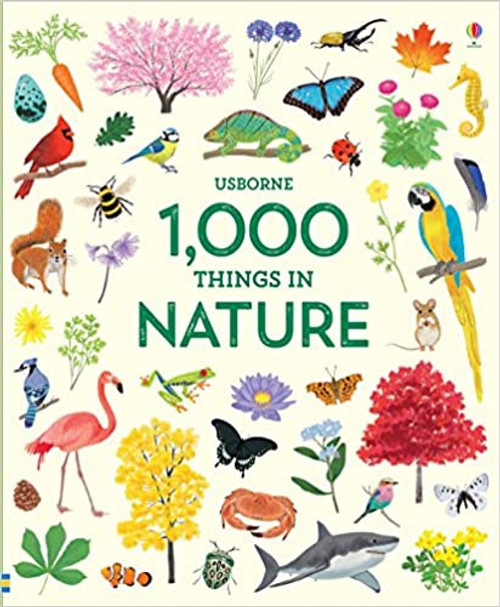 1,000 Things in Nature