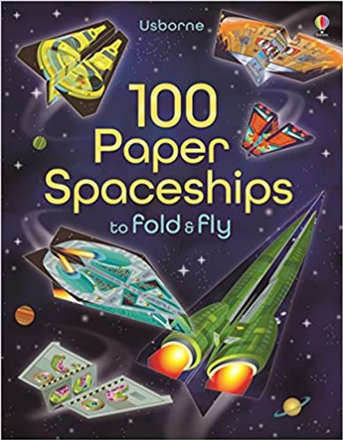 100 Paper Spaceships