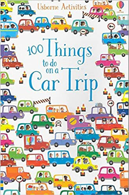 100 Things to Do in the Car