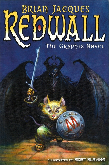 Redwall #1 Graphic Novel