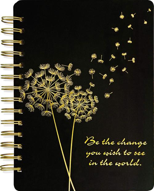 Dandelion Wishes Journal