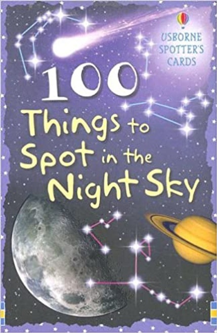 100 Things to Spot in the Night
