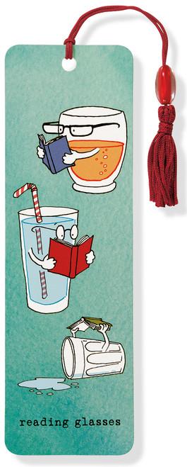 Reading Glasses Bookmark