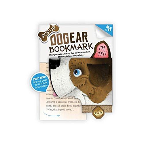 Dog Ear Bookmark - Terrier
