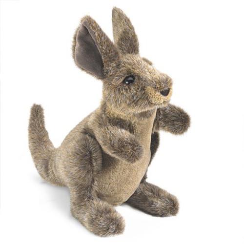 Folkmanis Puppet: Baby Kangaroo