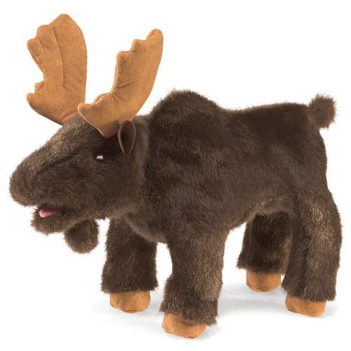 Folkmanis Puppet: Little Moose