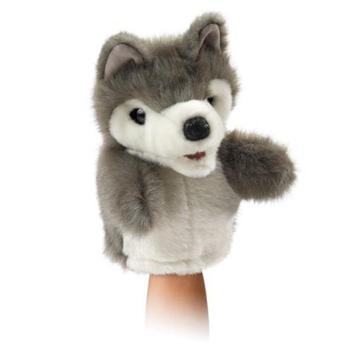Folkmanis Puppet: Little Wolf