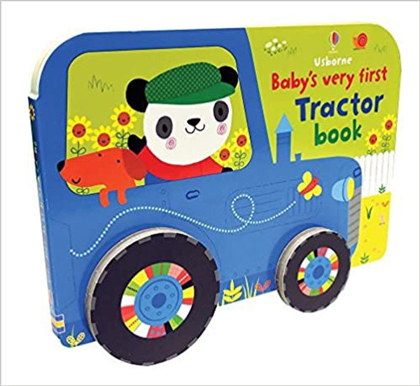 Baby's Very First: Tractor Book
