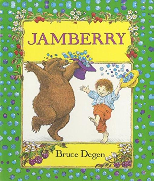 Jamberry - Board Book