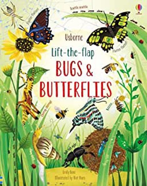 Lift the Flap: Bugs & Butterflies