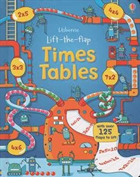 Lift the Flap: Times Tables