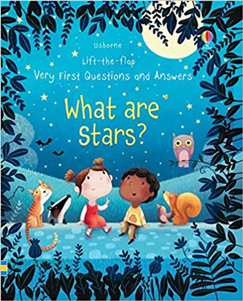 Lift the Flap: What Are Stars?