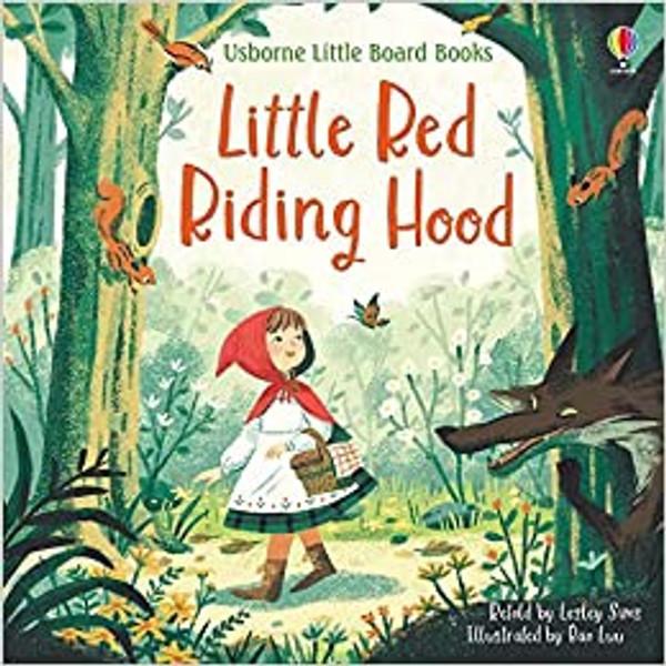 Little Board Book: Little Red Riding Hood
