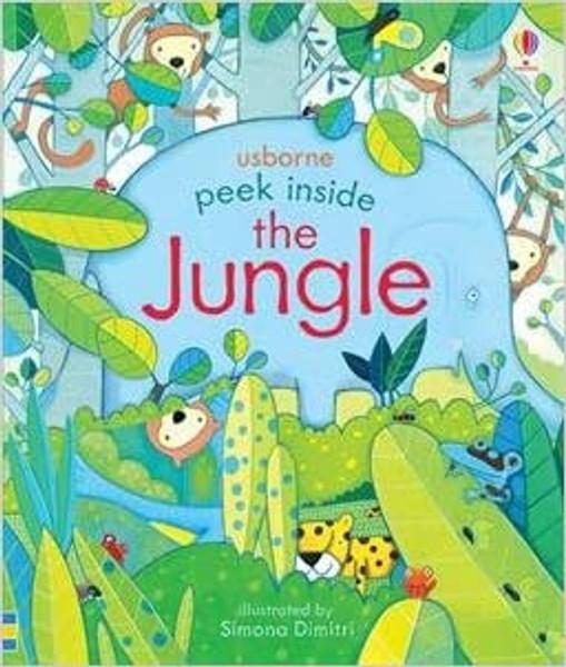 Peek Inside: Jungle, The