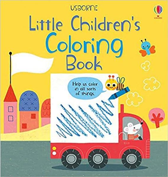 Little Children's Coloring Book