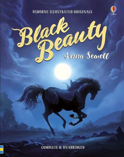 Illustrated Originals: Black Beauty