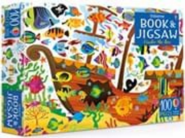 Jigsaw Puzzle Under The Sea
