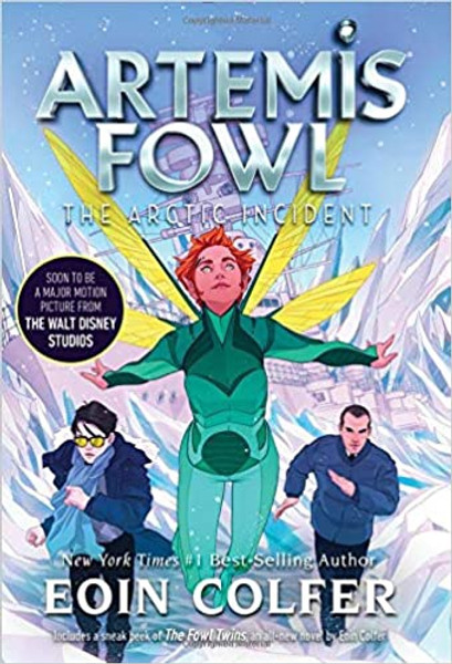 Artemis Fowl #2: The Arctic Incident