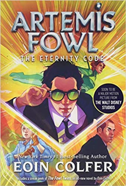 Artemis Fowl #3: The Eternity Code