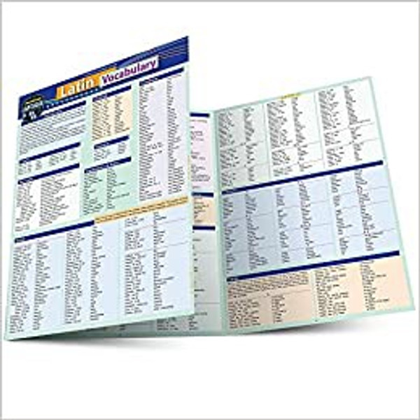 Latin Vocabulary Guide