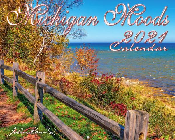 Michigan Moods 2021 Calendar