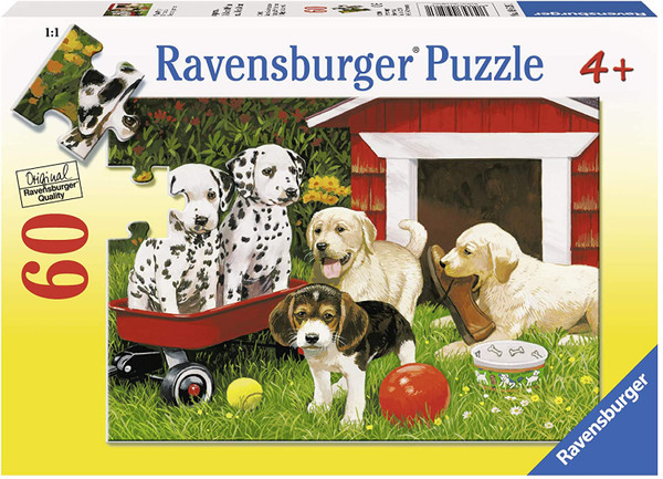 Puppy Party Puzzle