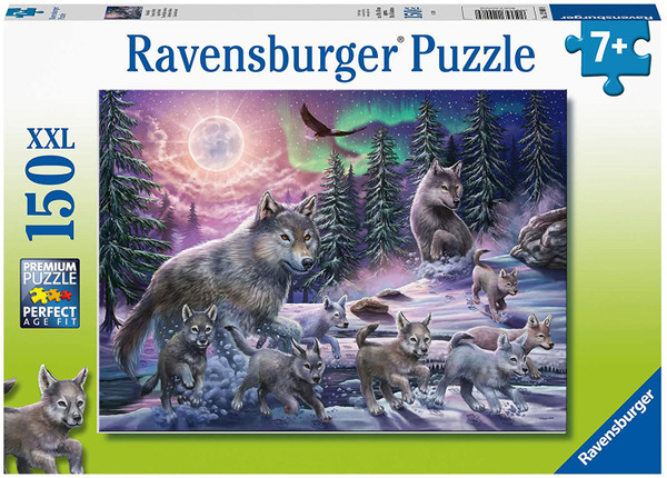 Northern Wolves 150 pc. Puzzle
