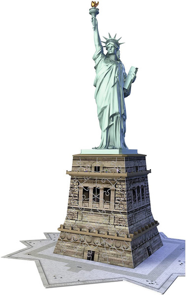 Statue of Liberty 108 pc. 3D Puzzle