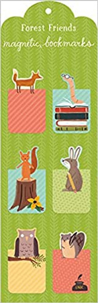 Forest Friends Bookmarks