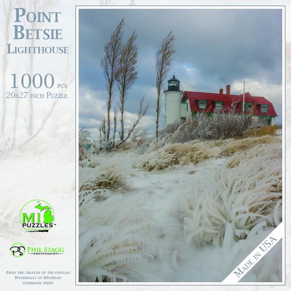 Point Betsie Lighthouse PUZ 09