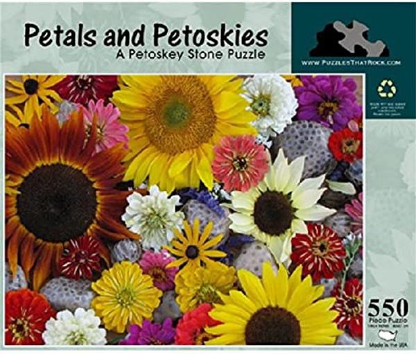 Petals and Petoskies
