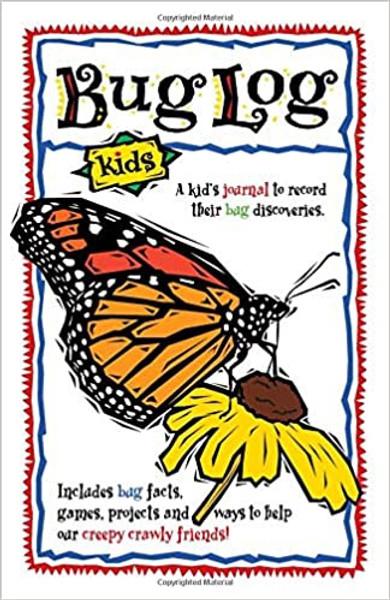 Kids Bug Log