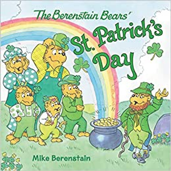 Berenstain Bears': St Patrick's Day