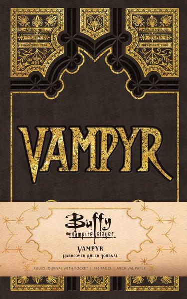 Buffy the Vampire Slayer Vampyr Journal