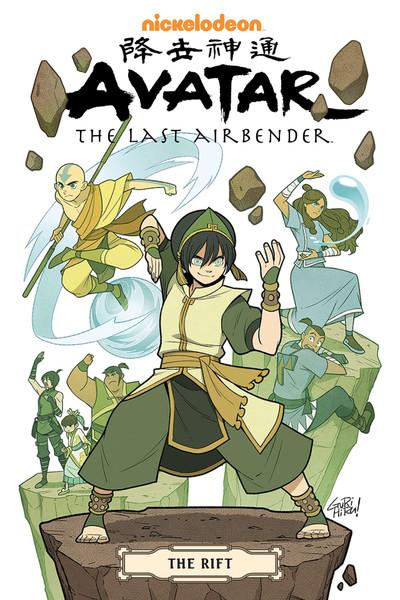 Avatar the Last Airbender #3: The Rift Omnibus