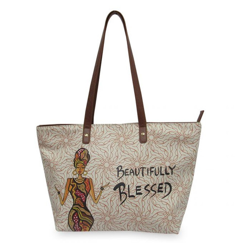 Beautifully Blessed Handbag