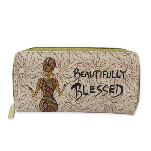 BEAUTIFULLY BLESSED WALLET