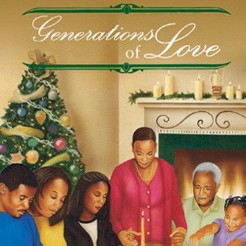 Generations Of Love Christmas Cards C-839