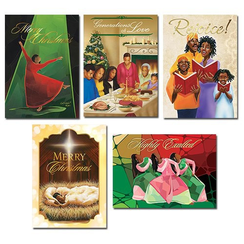 Christmas Card Assortment A-202