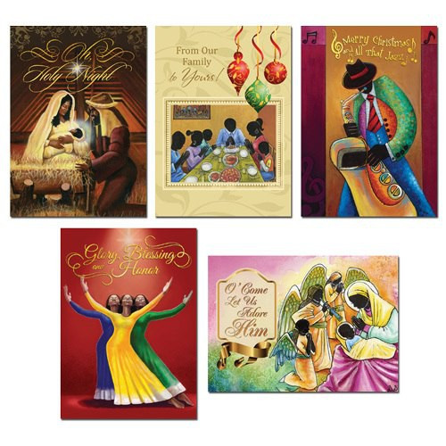Christmas Card Assortment A-505
