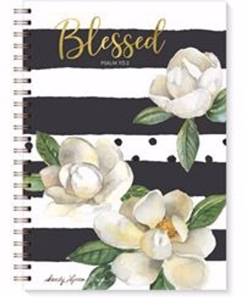 Blessed Magnolias Journal (Psalm 113:2)