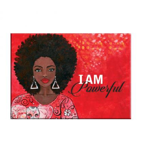 I AM POWERFUL MAGNET