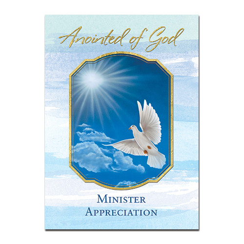 Anointed - Minister Appreciation