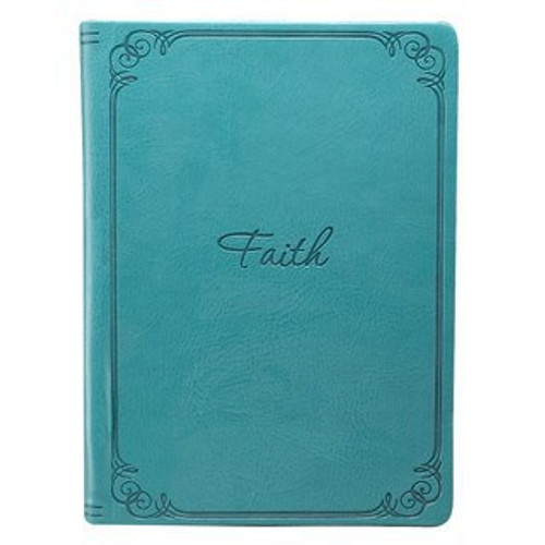 "TURQUOISE ""FAITH"" INSPIRATIONAL COVER FOR KINDLE FIRE (DOES NOT FIT KINDLE FIRE HD) KFR001"