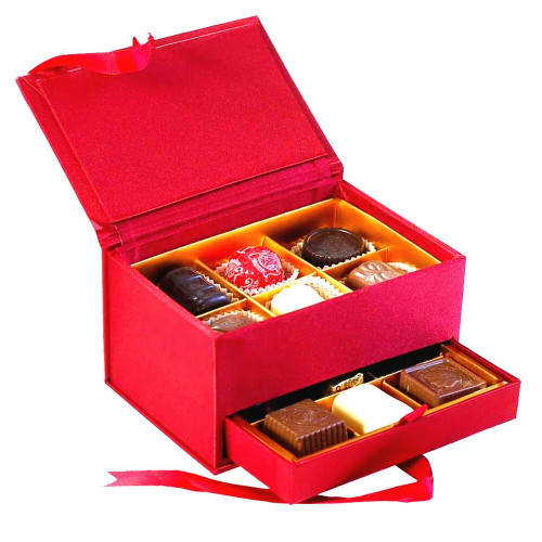 Jewel box chocolates gift