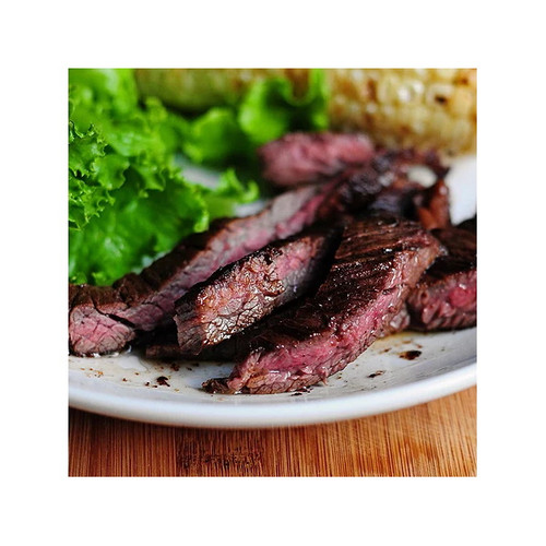 Beef think skirt steak