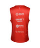 Sydney Roosters 2021 Castore Mens Training Singlet Red